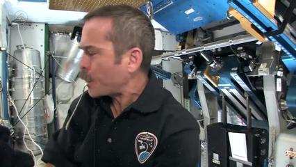 News video: First Espresso Machine To Be Sent To International Space Station